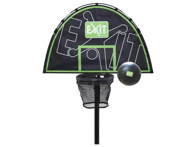 EXIT Trampolin Basket + Mini Schaumball