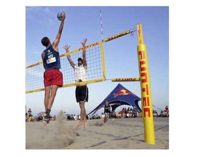 Funtec Beachvolleyball Netzantennen