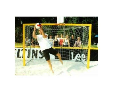 Funtec Fun Beach Soccer/Handball Tor 3 x 2 m, freistehend