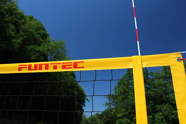 Funtec Pro Beach Netz PLUS 8,5 m