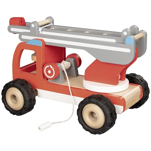 goki Feuerwehr-Leiterwagen