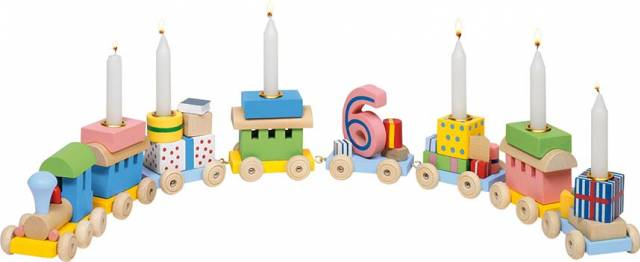 goki Geburtstagszug