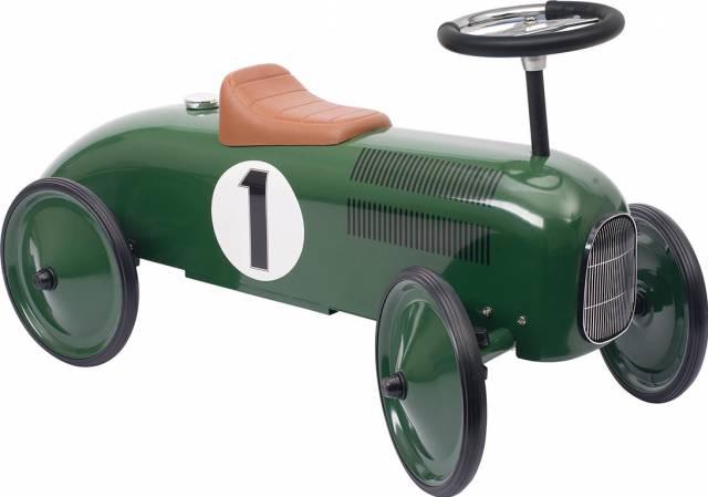 goki Rutscherfahrzeug, grün