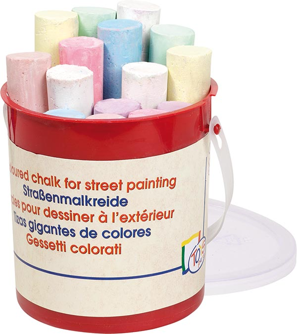 goki Straßenmalkreide (Toys pure)