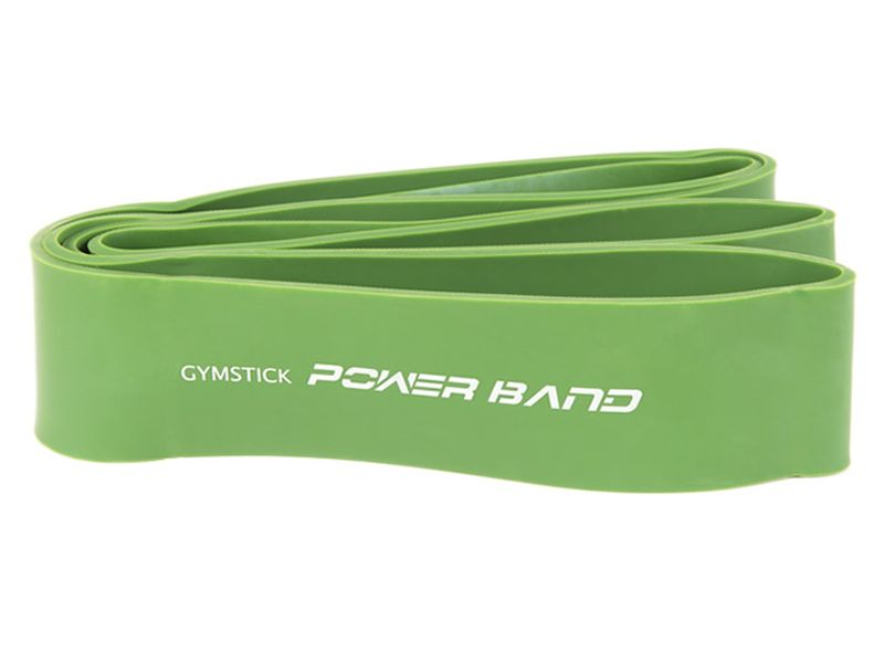 Gymstick Power Bands extrem stark, grün