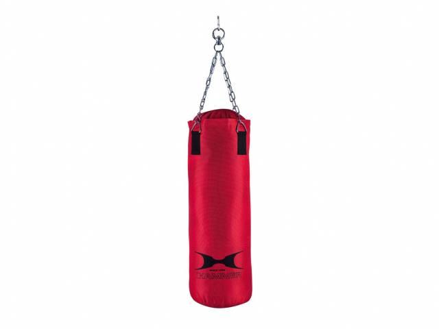 Hammer Boxsack Fit, rot, gefüllt