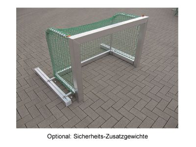 "Haspo Alu-Mini-Tor ""Holland"" transportabel - 3 x 1 m"