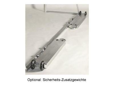 "Haspo Jugendtor ""Schweiz"" - 5 x 2 m, transportabel, TÜV geprüft"