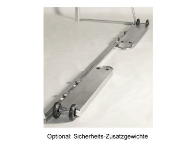 Haspo Kleinfeldtor - 3 x 2 m, transportabel, vollverschweißt, TÜV geprüft