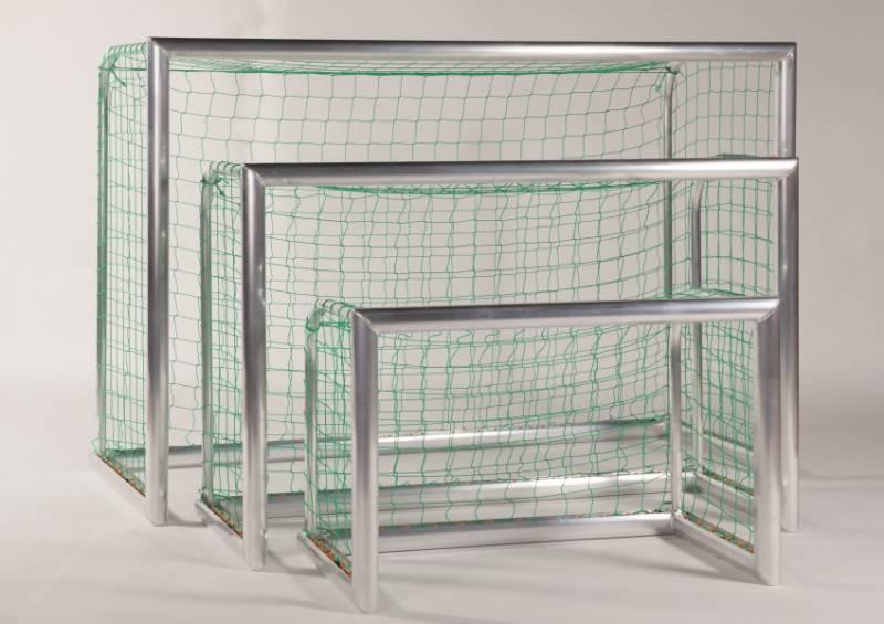 Haspo Minitor Professional 2,40 × 1,60 m, transportabel, vollverschweißt