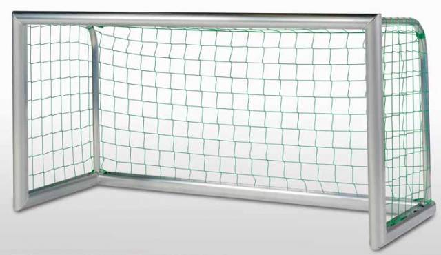 Haspo Minitore Young Players Professional, Torinnenmaß 2 × 1 m, Tortiefe 0,83 m