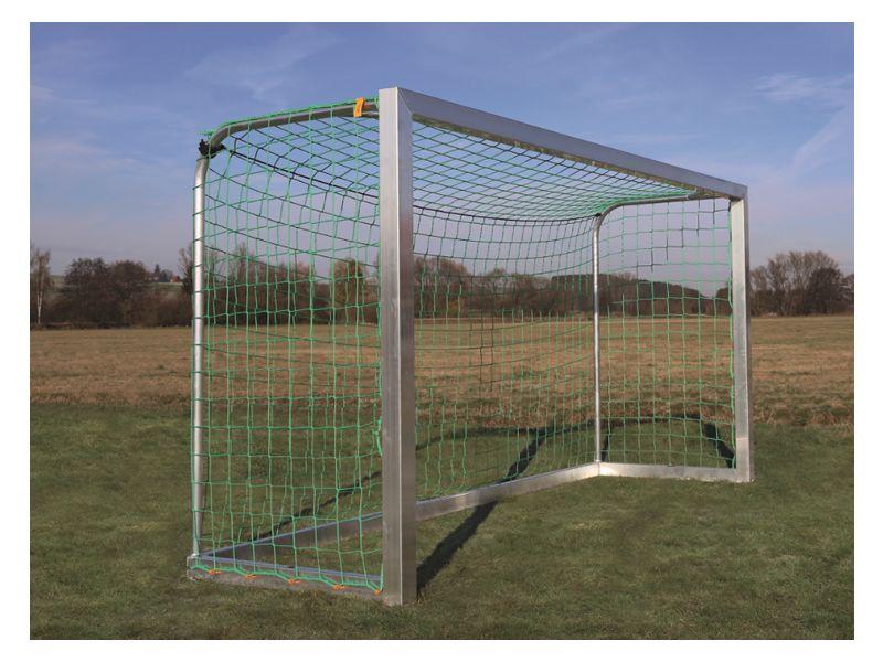 Haspo Street-Soccer-Tor - 3 x 1,6 m, transportabel, vollverschweißt, TÜV geprüft