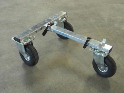 Haspo Transportwagen für freistehende Tore