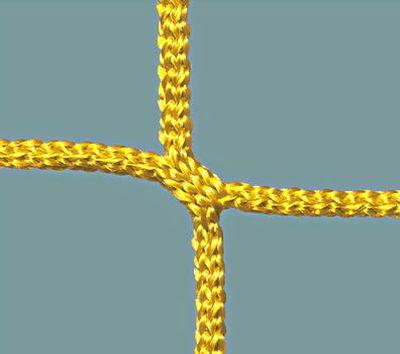 Huck Knotenloses Tornetz 4 mm - Polypr. hochfest