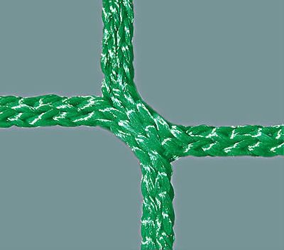 Huck Knotenloses Tornetz 5 mm - Polypr. hochfest (7,50 x 2,50 x 100/225)