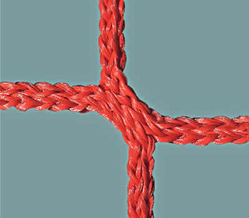 Huck Knotenloses Tornetz 5 mm - Polypr. hochfest (7,50 x 2,50 x 80/150)