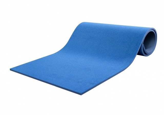 Isowa Bodenturnmatte, blau