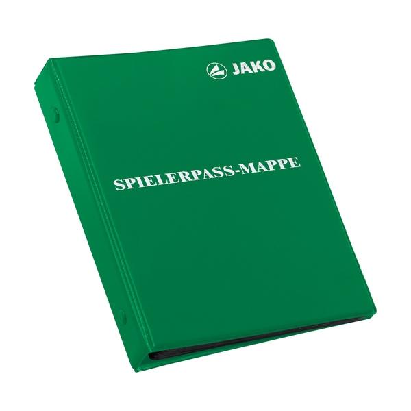 Jako Spielerpass-Mappe in grün