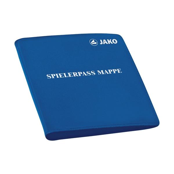 Jako Spielerpass-Mappe klein in blau