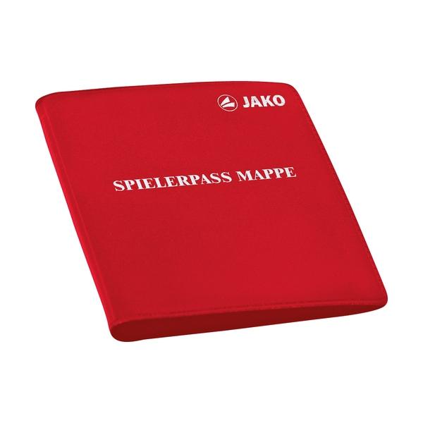 Jako Spielerpass-Mappe klein in rot