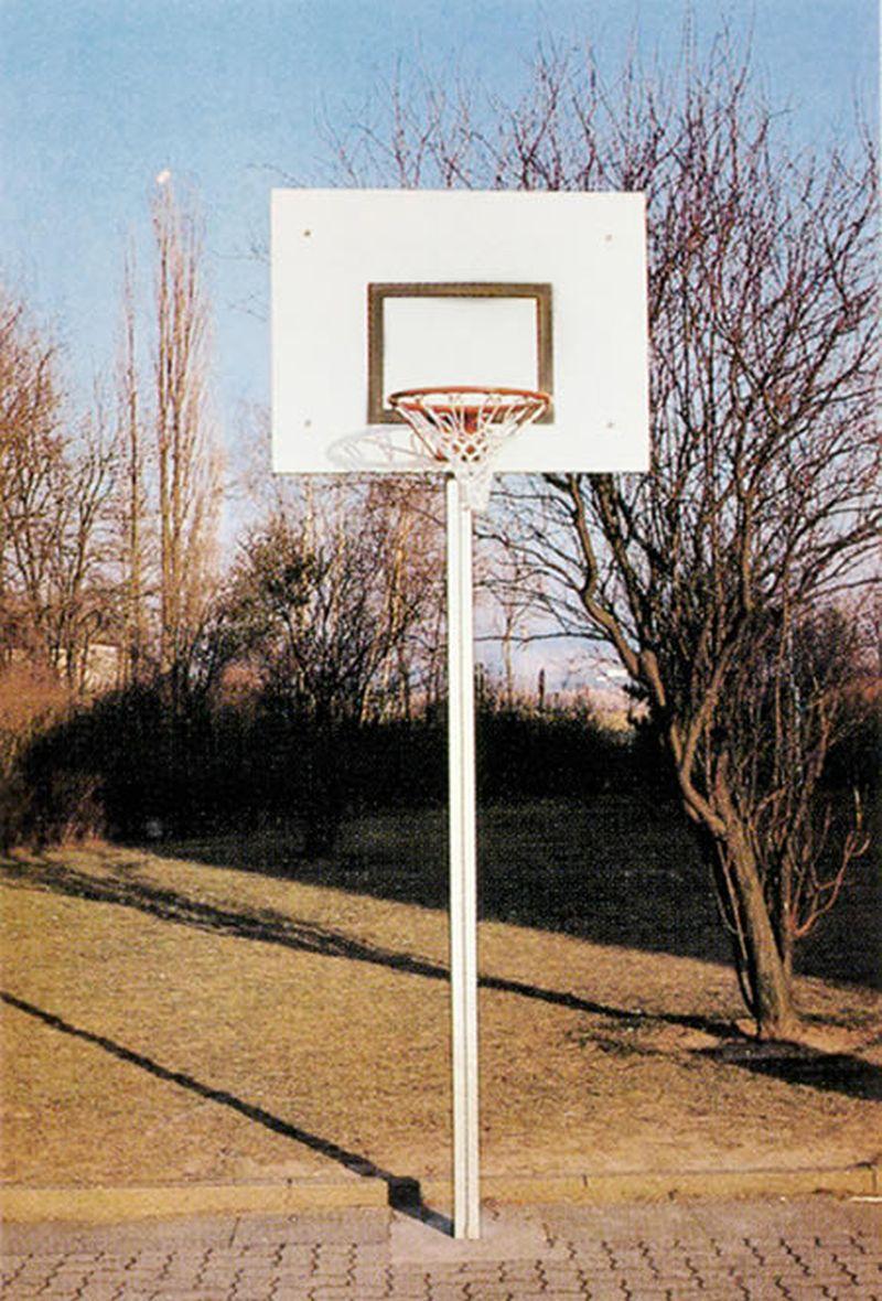 """Jobasport Basketball-Anlage """"Allround"""" - komplett - Höhenverstellbar"""