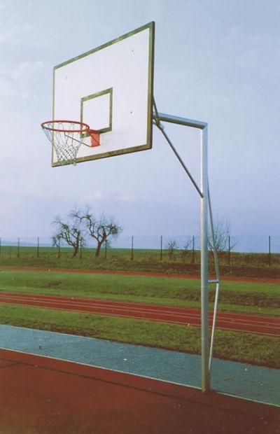 "Jobasport Basketball-Anlage ""Verstärkt""  - Ausladung 1,65 m"