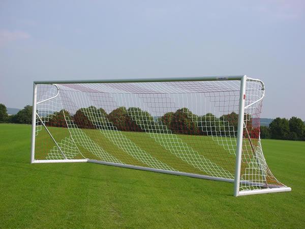 "Jobasport Fußballtor ""Robust GS + DIN"" - 7,32 x 2,44 m, transportabel J-50131"