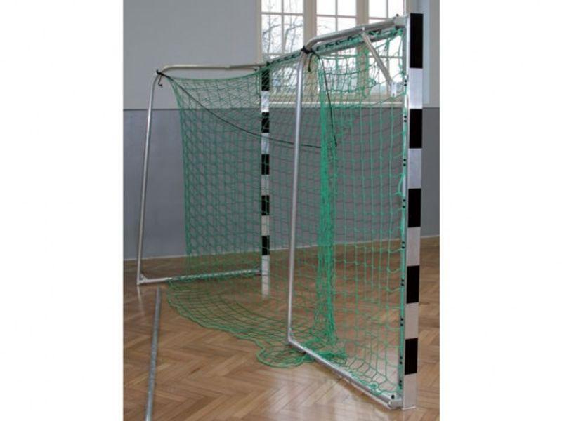Jobasport Handballtor in Bodenhülsen KLAPP-EX-PLUS - 3  x 2 m