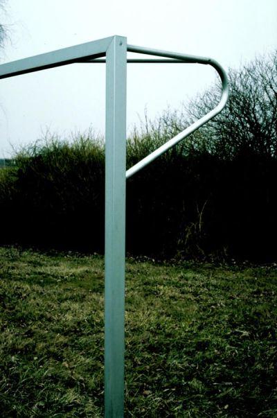 Jobasport Jugendtor - 5 x 2 m, feststehend in Bodenhülsen