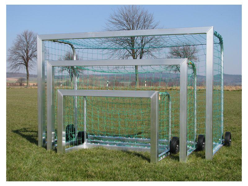 Jobasport Mini-Trainingstor Safe - 1,20 x 0,80 m, vollverschweißt