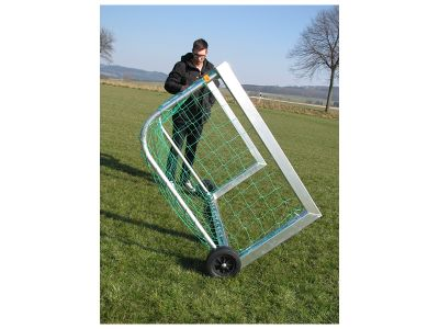 Jobasport Mini-Trainingstor Safe - 1,80 x 1,20 m, vollverschweißt
