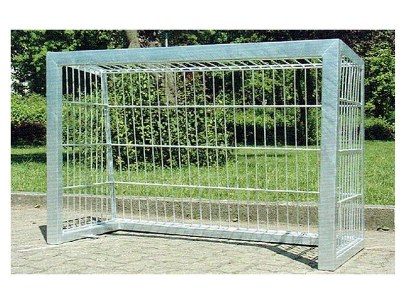 Jobasport Streethockey-Tor aus Stahl - 1,20 x 0,80 m