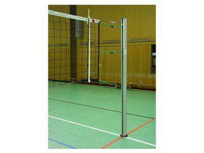Jobasport Volleyballpfosten Profil rund 83 mm - Paar