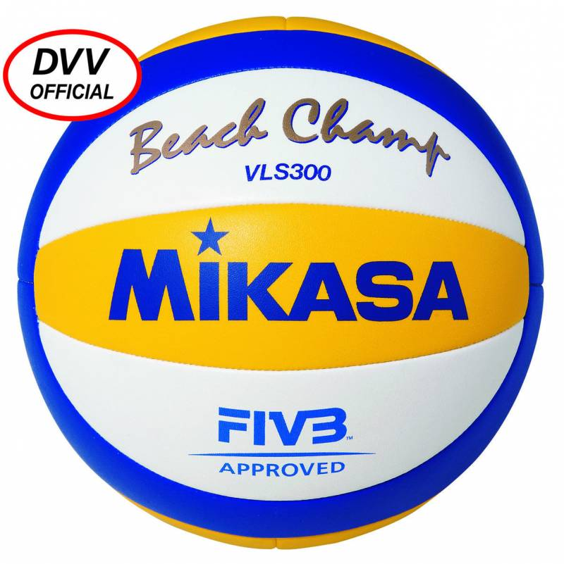 Mikasa Volleyball Beach Champ VLS 300 DVV
