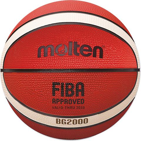 Molten Basketball B6G2000 Gr.6