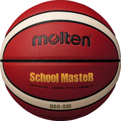 Molten Basketball School MasteR Gr. 6 (B6G-SM)