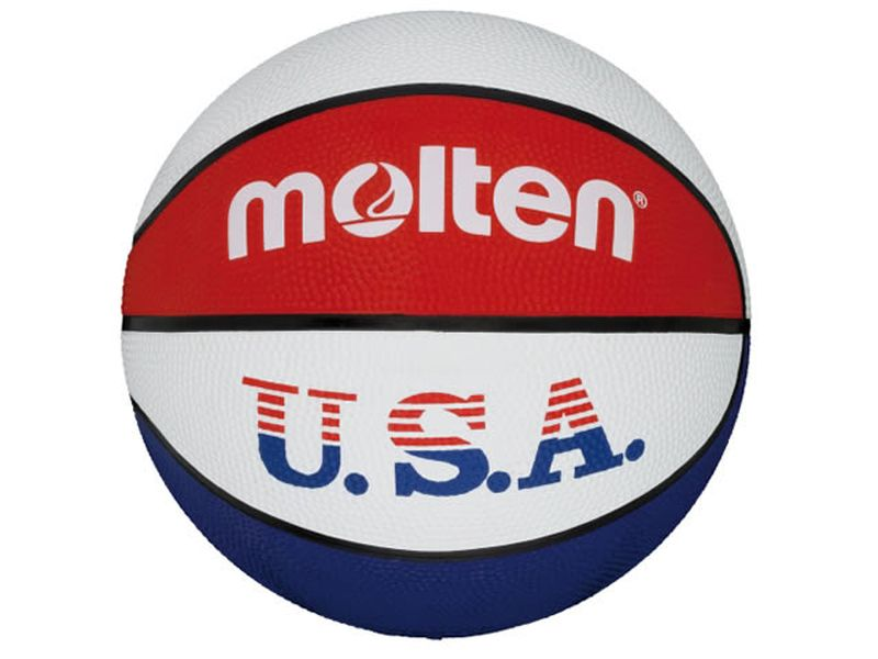 Molten Basketball Trainingsball (BC3R-USA) Gr. 3