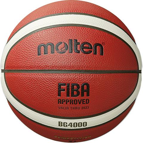 Molten Basketball Wettspielball (B5G4000 / B6G4000 / B7G4000) Gr. 5/6/7