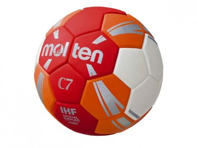 Molten Handball-Spielball C7 HC3500-RO