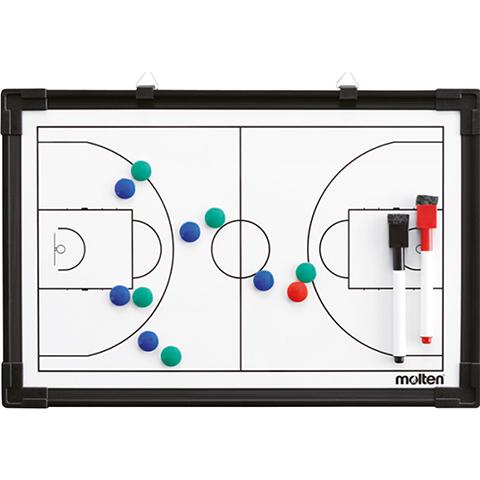 Molten Taktikboard Basketball -  30,5 x 45 cm