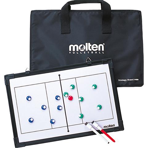 Molten Taktikboard Volleyball -  30,5 x 45 cm