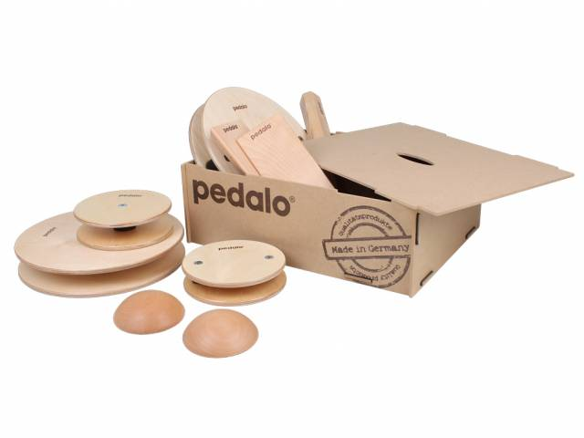 Pedalo® Balance-Box Natur