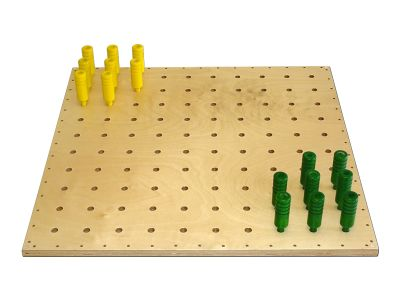 Pedalo® Großbrett-Spielesammlung