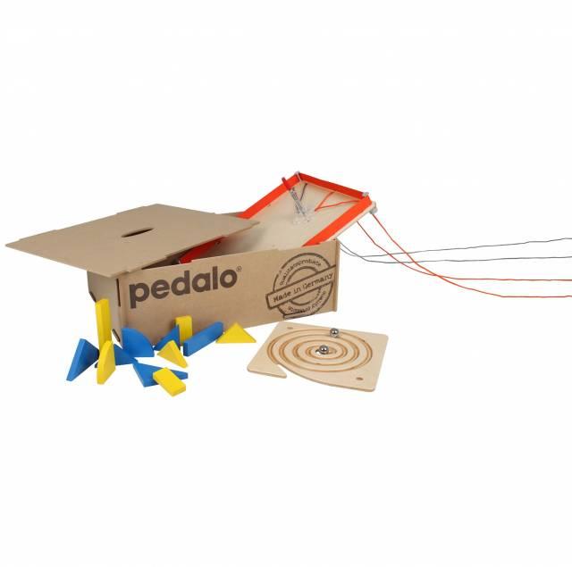 """Pedalo® Teamspiel-Box """"DREI"""""""