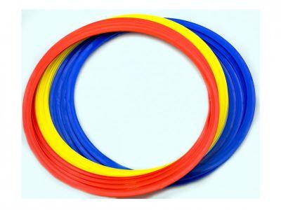 POWERSHOT® Hula Hoop Koordinationsreifen 45 cm, 12 Stück