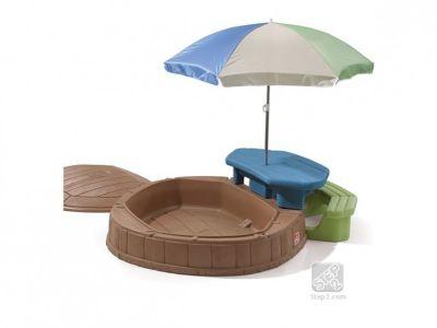 Pragma Summertime Sandkasten und Picknicktisch