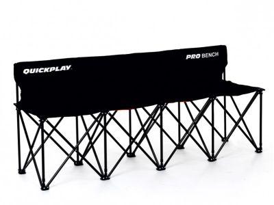 Quickplay Sport Faltbare Pro Bench 4 Ersatzbank