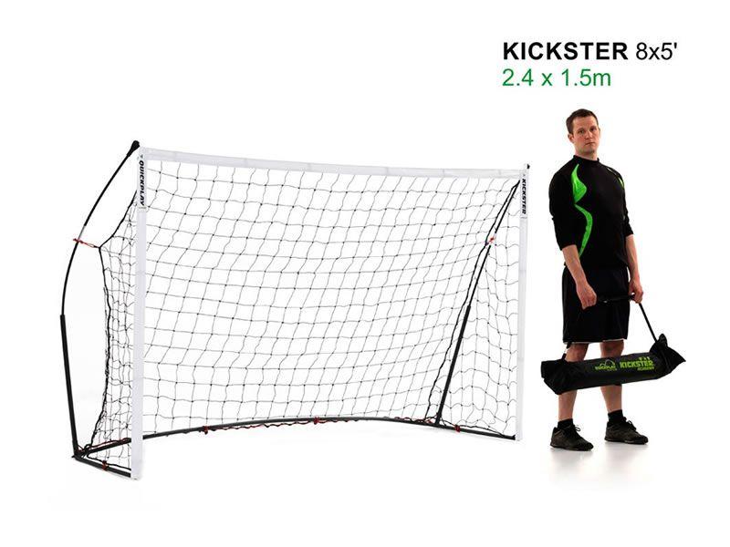 Quickplay Sport Fußballtor Kickster Academy 2,44 x 1,52 m