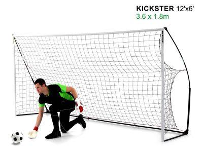 Quickplay Sport Fußballtor Kickster Academy 3,66 x 1,83 m