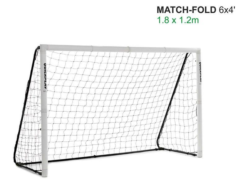 Quickplay Sport Fußballtor Match Fold 1,8 x 1,2m